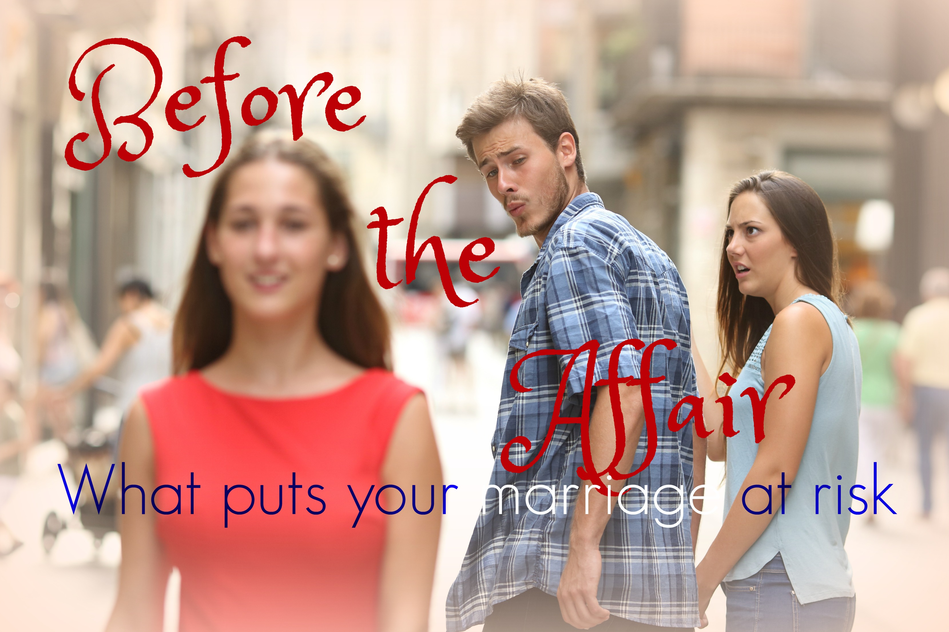 Is having an affair good for your marriage