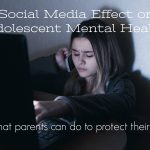 Social Media's Effect on Adolescent Mental Health